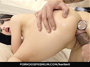 HER limit - harsh ass fucking and face drill with Sasha Rose