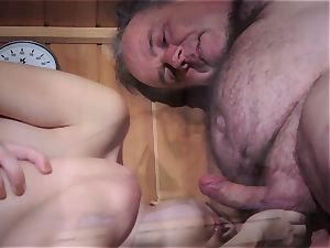 daddy smashed mind-blowing virgin cootchie