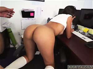hot nubile model romped Bring Your boss s daughter-in-law to Work Day