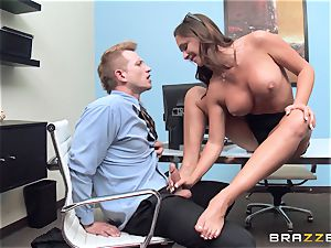 Bad assistant fate Dixon boinking an interviewee