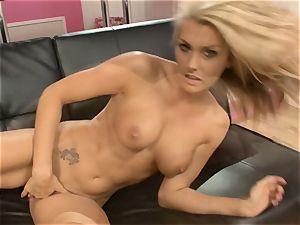 Natasha Marley likes teasing her succulent humid fuckbox