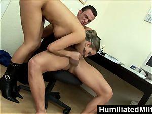 HumiliatedMilfs muddy Francesca Felluci