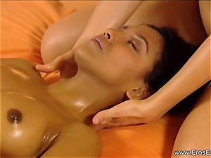 Lay Back And ease off rubdown