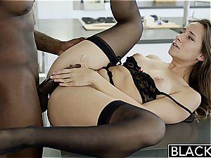 BLACKED My girlfriends super-hot sista Cassidy Klein enjoys big black cock