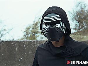 The last Jedi boinks the dark side