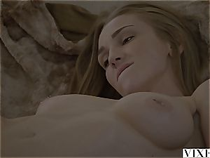 Kendra Sunderland fucked by her dad's acquaintance