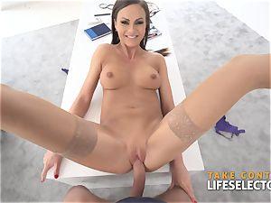 Tina Kay - spunk thirsty cougar