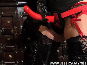 superslut Jessica Jaymes and Taylor Wane the domme