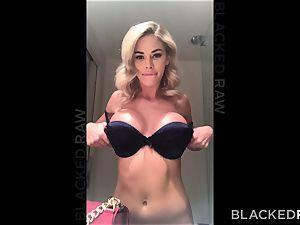 BLACKEDRAW Jessa Rhodes luvs Late Night bbc