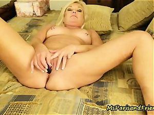 anal invasion fucktoy climaxes with Ms Paris Rose