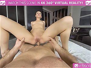 VRBangers.com supple Jill Will stretch Her edible muff