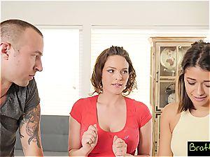 Bratty sista - Sist Wants My man meat While Moms Near! S2:E11