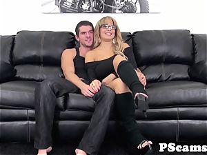 Bigtitted cam honey Alyssa Lynn titfucked
