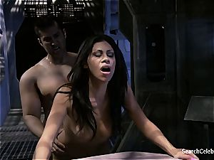 hotty Cassandra Cruz well-prepped to gargle some large cock