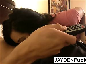 huge-titted Jayden Jaymes Gets The humungous man meat