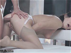 21Naturals sensual ass fucking Leads to jizm on Gape