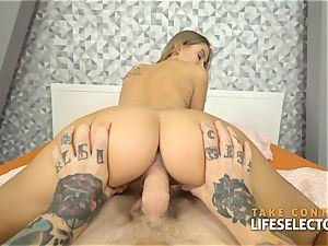 Tiffany Tatum - pinkish labia