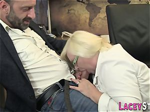 Mature doctor caboose porked
