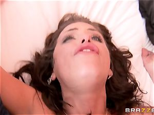 tough lezzie drill with Casey Calvert and Adriana Chechik