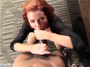 super-fucking-hot mature Madame Veronica Avluv operates its worker