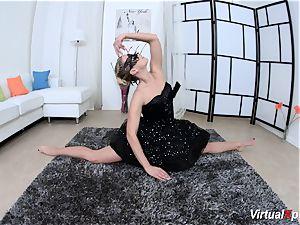 nimble Ballerina Vinna Reed