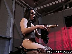 DeviantHardcore - flesh Diamond Fetish poke with Gabriella Paltrova
